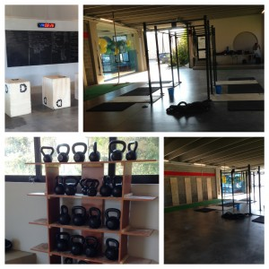 Collage Crossfit