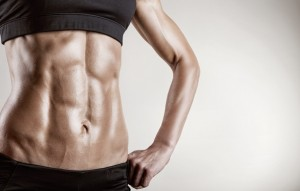 fitness-abs-silhouette-women-low-body-fat-diets